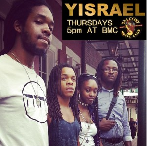 Yisrael At BMC